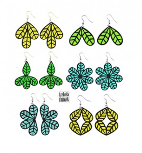 02 Earrings Izabela Nowak