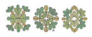 07 mandala papercutting Izabela Nowak