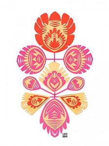 02 Wycinanki papercutting mix Izabela Nowak