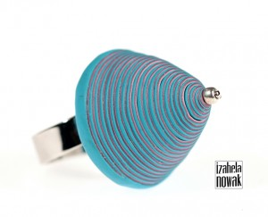 Spiral Up Collection by Izabela Nowak Design